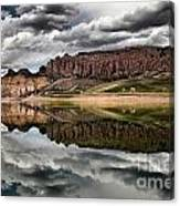 Dillon Reflections Canvas Print