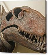 Dimetrodon Grandis Canvas Print
