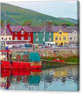 Dingle Ireland Canvas Print
