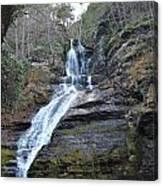 Dingman Falls Canvas Print