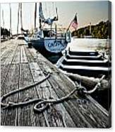 Dingy Canvas Print