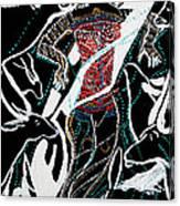 Dinka Dance Canvas Print