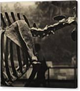 Dinosaur Bones 2 Canvas Print