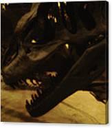 Dinosaur Bones 3 Canvas Print