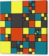 Dio - 56a Canvas Print