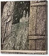Dionisius Canvas Print