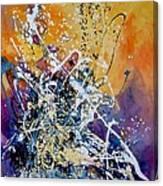 Dirijorul Invizibil Canvas Print