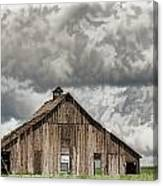 Disappearing America Canvas Print
