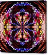 Disco Dancing In A Black Hole Canvas Print
