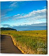 Discovery Trail Canvas Print