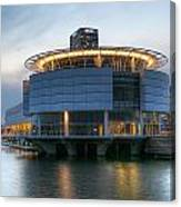 Discovery World Canvas Print