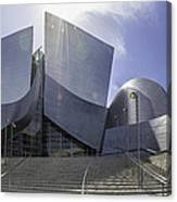 Disney Concert Hall Los Angeles Canvas Print
