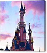 Disney Dream Canvas Print