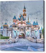 Disney Magic Canvas Print