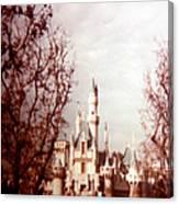 Disneyland 1977 Canvas Print