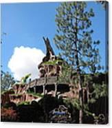 Disneyland Park Anaheim - 121220 Canvas Print