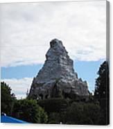 Disneyland Park Anaheim - 12123 Canvas Print