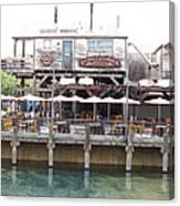 Disneyland Park Anaheim - 121239 Canvas Print