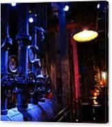 Disneyland Park Anaheim - 121241 Canvas Print