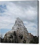 Disneyland Park Anaheim - 121251 Canvas Print