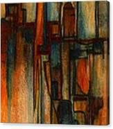 Divergence Canvas Print