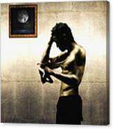 Divide Et Pati - Divide And Suffer Canvas Print
