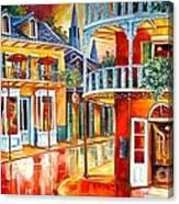 Divine New Orleans Canvas Print