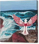 Divine Power Canvas Print
