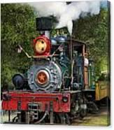 Dixiana Engine 2 Canvas Print