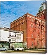 Dixie Beer Canvas Print