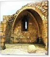 Do-00427 Citadel Of Sidon Canvas Print