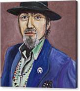 Doctor John Canvas Print