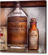 Doctor - Pharmacueticals  Canvas Print