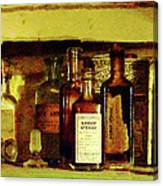 Doctor - Syrup Of Ipecac Canvas Print