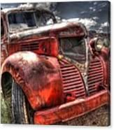Dodge Bootlegger Truck Canvas Print