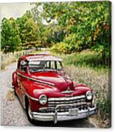 Dodge Country Canvas Print