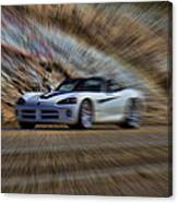 Dodge Viper V3 Canvas Print