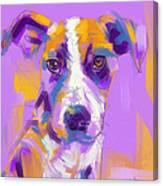 Dog Charlie Canvas Print