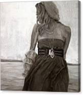 Dolce Breeza Canvas Print
