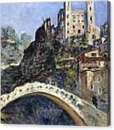 Dolceacqua Canvas Print