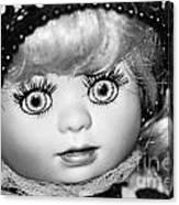 Doll 11 Canvas Print