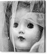 Doll 13 Canvas Print