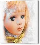 Doll 622-12-13 Marucii Canvas Print