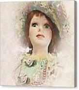 Doll 624-12-13 Marucii Canvas Print