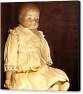 Doll Shop Canvas Print
