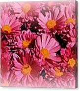 Dollops Of Sunshine Canvas Print