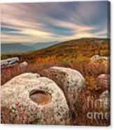Dolly Sods Wilderness D30019870 Canvas Print
