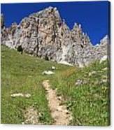 Dolomites - Gran Cir Canvas Print