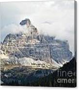 Dolomites Of Italy Canvas Print