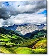 Dolomiti - Alto Adige Canvas Print